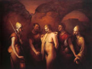 "Одд Нердрум (Odd Nerdrum) ""Initiation"""