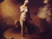 """Одд Нердрум (Odd Nerdrum) """"Hermaphrodite"""""""