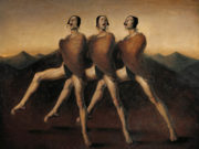 "Одд Нердрум (Odd Nerdrum) ""The Singers"""
