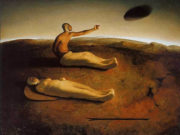 "Одд Нердрум (Odd Nerdrum) ""The Black Cloud"""
