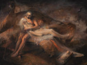 "Одд Нердрум (Odd Nerdrum) ""Daddy's Girl"""
