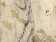 """Одд Нердрум (Odd Nerdrum) """"Nude Sketch"""""""