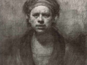 "Одд Нердрум (Odd Nerdrum) ""Self Portrait"""
