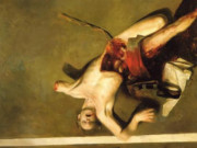 "Одд Нердрум (Odd Nerdrum) ""Amputation"""