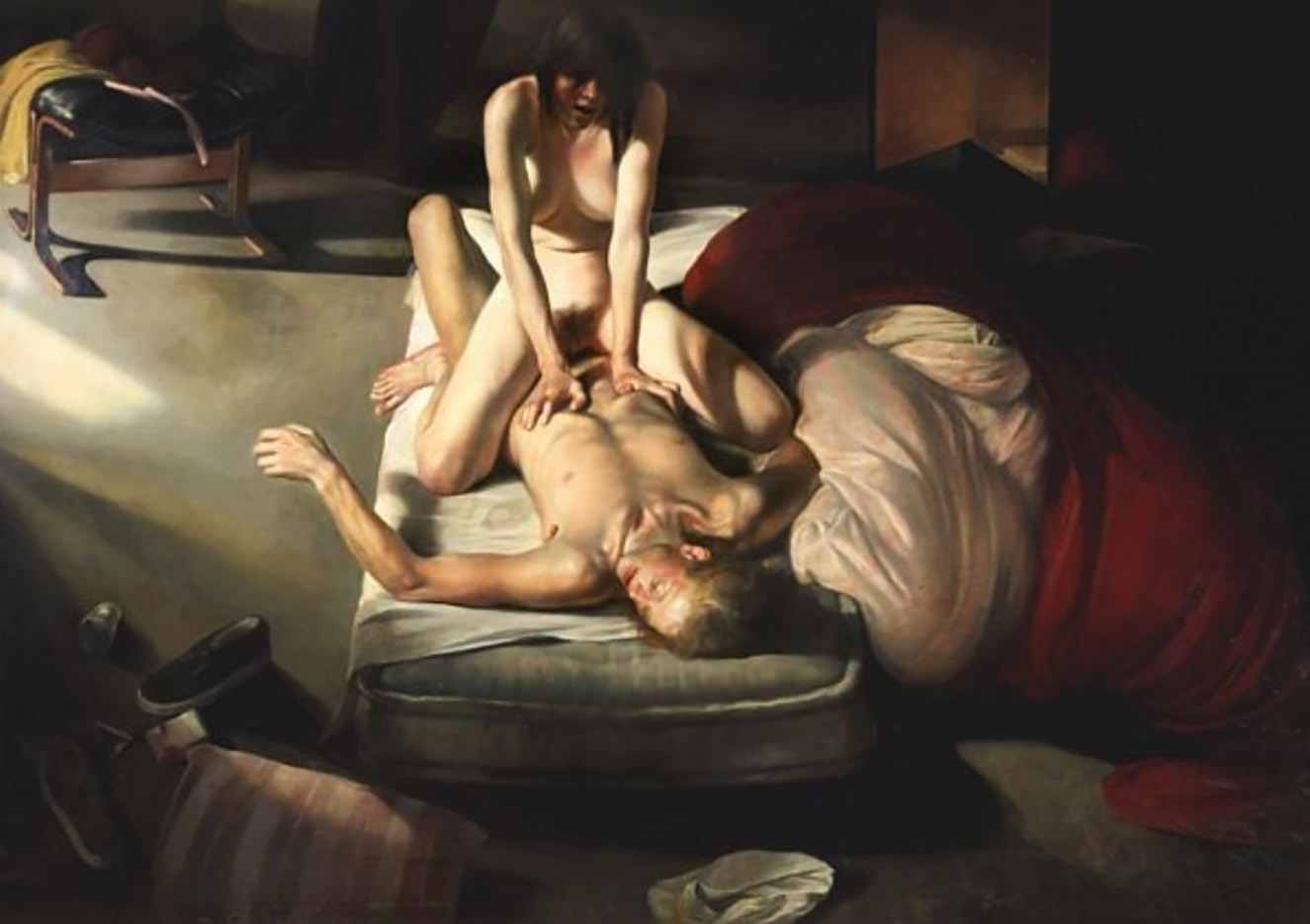 "Одд Нердрум (Odd Nerdrum) ""Liberation"""