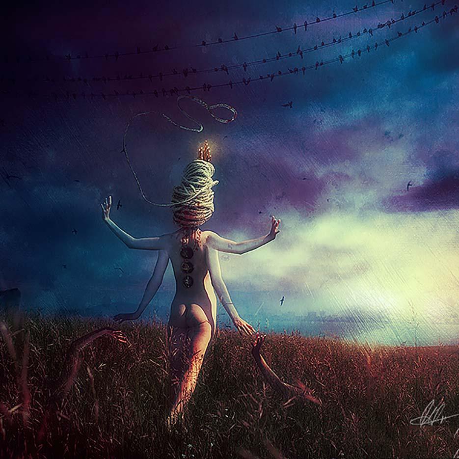 """Марио Санчес Невадо (Mario Sanchez Nevado) """"Scarecrow"""""""