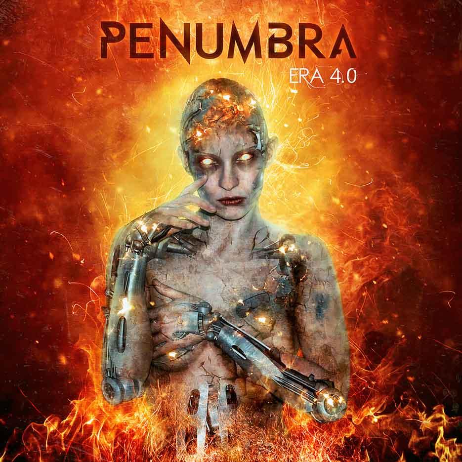 """Марио Санчес Невадо (Mario Sanchez Nevado) """"Penumbra Cover Artwork """""""
