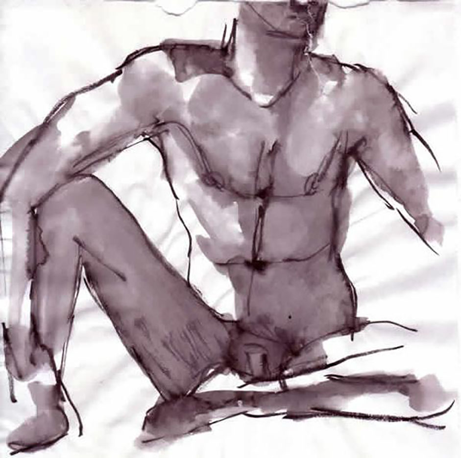 """Борис Новак (Boris Novak) """"Naked"""""""