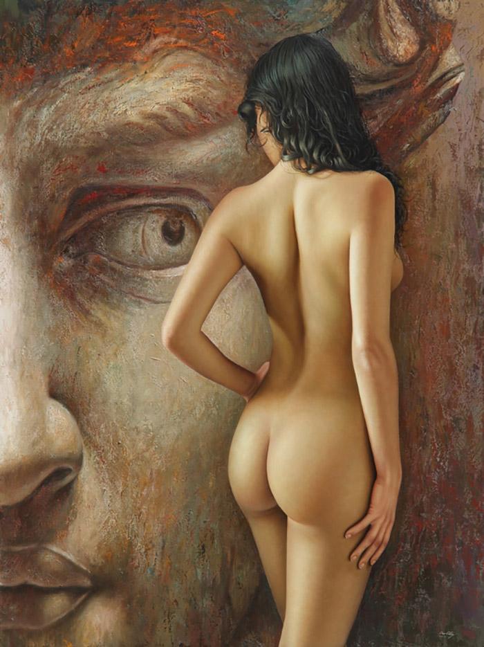 Омар Ортиз (Omar Ortiz), La mirada del coloso