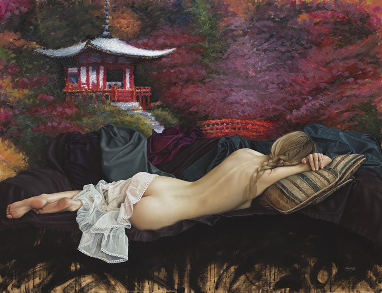 Омар Ортиз (Omar Ortiz), Japon