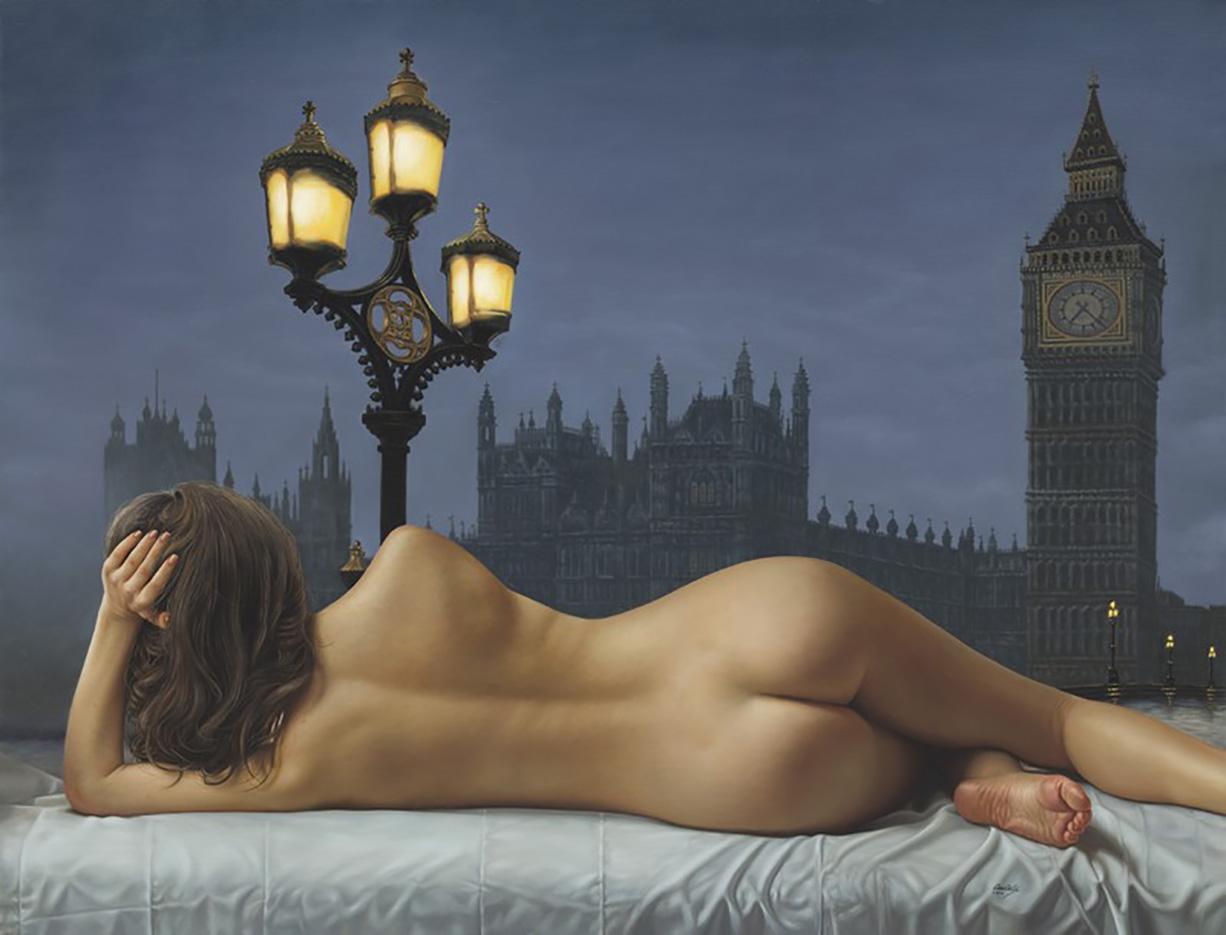 Омар Ортиз (Omar Ortiz), Londres