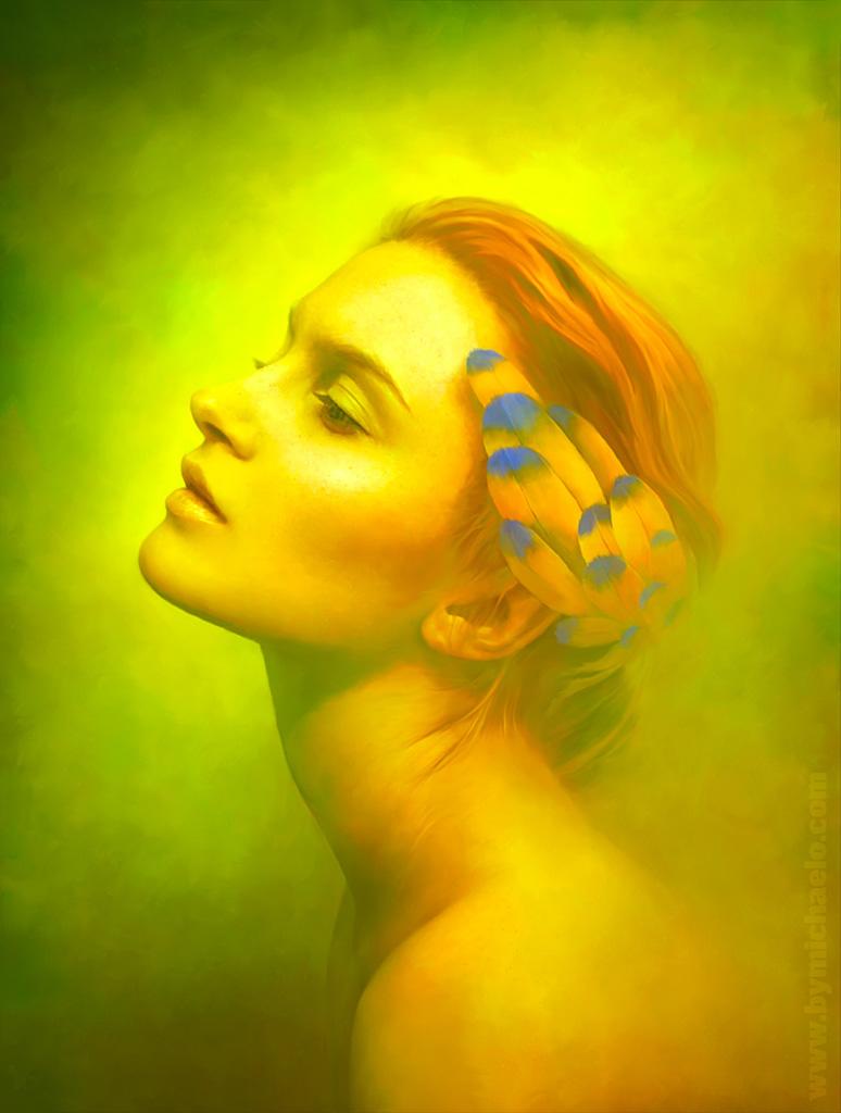 "Майкл Освальд (Michael Oswald), ""Anna In Color"""