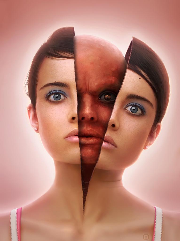 "Майкл Освальд (Michael Oswald), ""Skin Deep"""