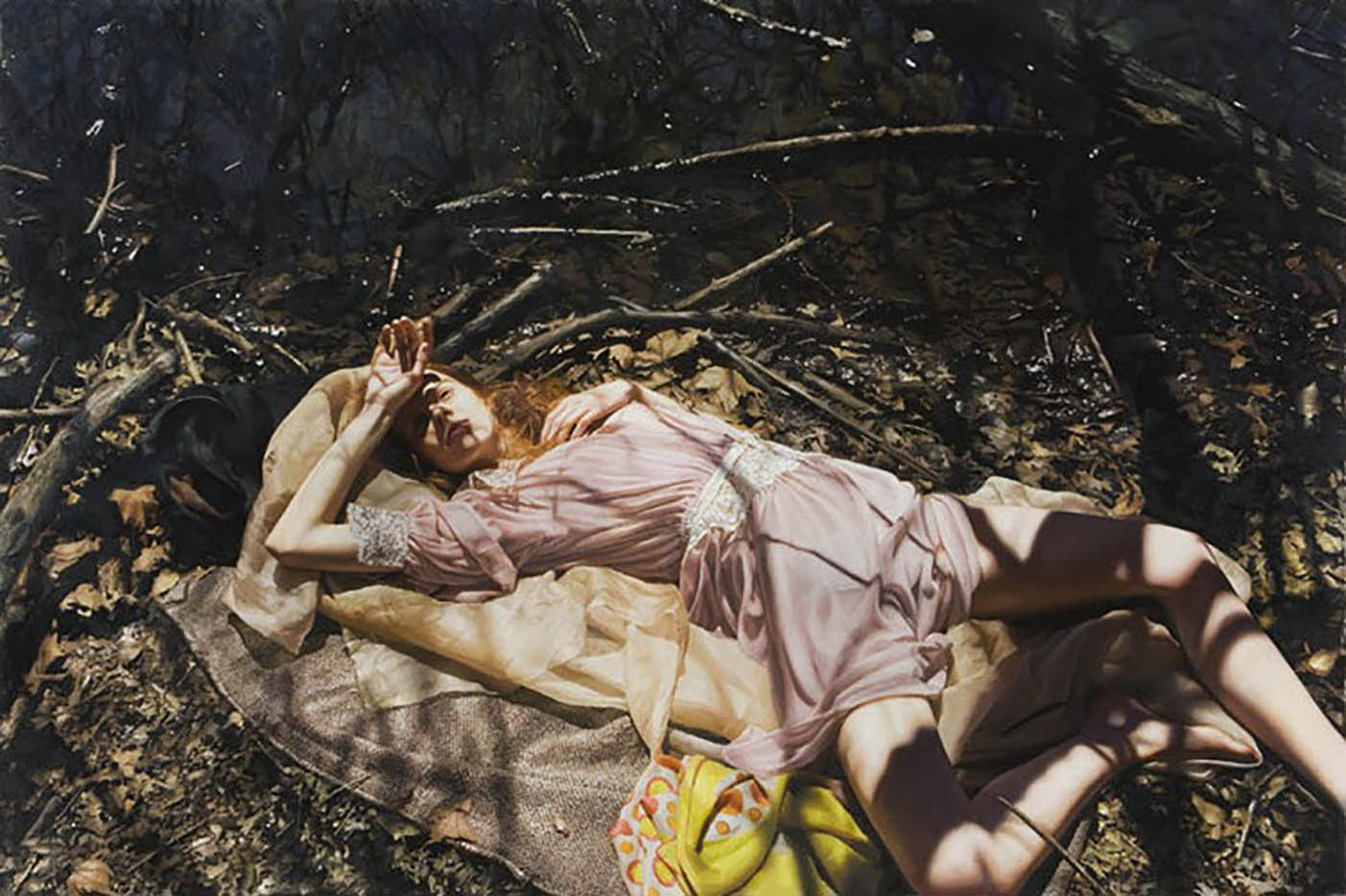 Игаль Озери (Yigal Ozeri), Untitled - 22