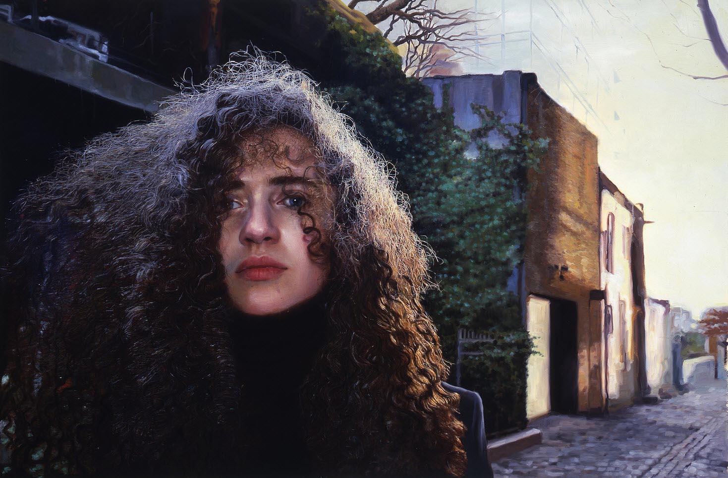 Игаль Озери (Yigal Ozeri), Sasha in the West Village