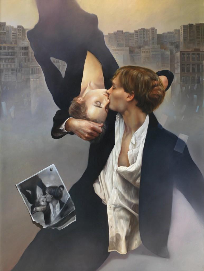 Альберто Панкорбо (Alberto Pancorbo), Postcard kiss