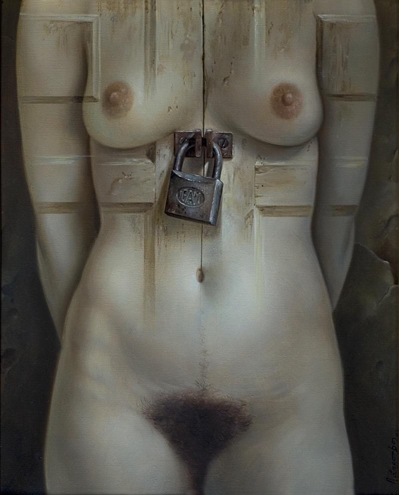 Альберто Панкорбо (Alberto Pancorbo), The lock