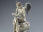 "Майкл Паркес (Michael Parkes) Bronze Sculptures ""Ex Libris"""