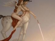 "Майкл Паркес (Michael Parkes) ""The Centaur"""