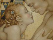 "Майкл Паркес (Michael Parkes) ""First Embrace"""