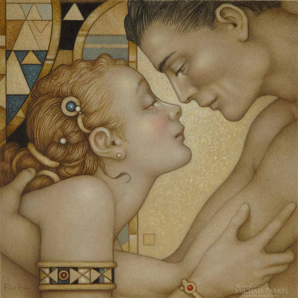 "Майкл Паркес (Michael Parkes) ""First Embrace"""