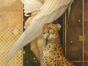 "Майкл Паркес (Michael Parkes) ""Gold Angel"""