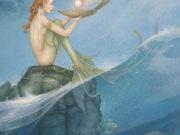 "Майкл Паркес (Michael Parkes) ""The Magic Pearl"""