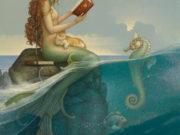 "Майкл Паркес (Michael Parkes) ""The Mermaid's Secret"""