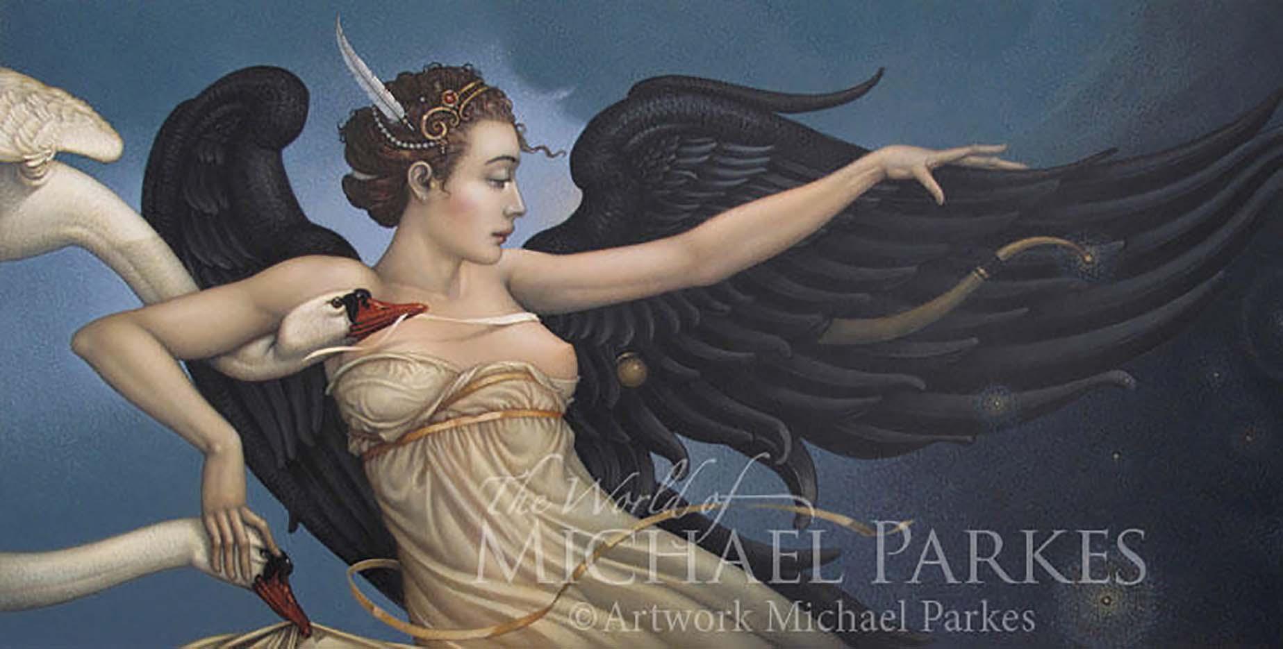 "Майкл Паркес (Michael Parkes) ""Nightfall"""