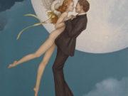 "Майкл Паркес (Michael Parkes) ""Dancing with an Angel"""