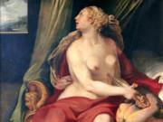 "Бартоломео Пассаротти (Bartolomeo Passerotti) ""Suicidio di Lucrezia"""
