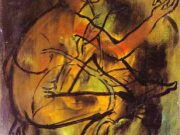 "Франсис Пикабиа (Francis Picabia) ""Eve"""