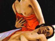 "Франсис Пикабиа (Francis Picabia) ""Two Nudes"""