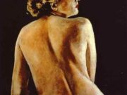 "Франсис Пикабиа (Francis Picabia) ""Nude from Back"""