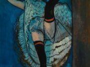 "Франсис Пикабиа (Francis Picabia) ""Tabarin"""