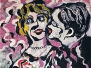 "Франсис Пикабиа (Francis Picabia) ""Veglione, Cannes"""
