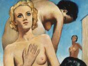 """Франсис Пикабиа (Francis Picabia) """"Les Baigneuses, Femmes Nues au Bord de la Mer"""""""