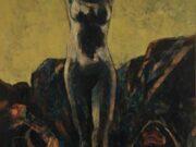 "Франсис Пикабиа (Francis Picabia) ""Femme nue"""