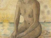 """Франсис Пикабиа (Francis Picabia) """"La victoire française"""""""