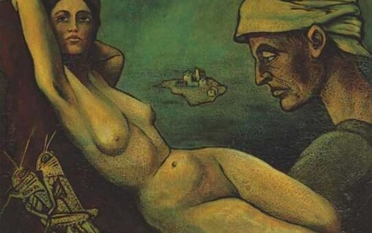 "Франсис Пикабиа (Francis Picabia) ""Les quatre âges de la femme"""