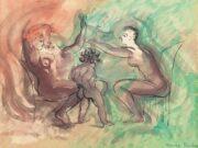 """Франсис Пикабиа (Francis Picabia) """"Les feux de Bengale"""""""