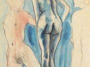 """Франсис Пикабиа (Francis Picabia) """"Trois femmes nues"""""""