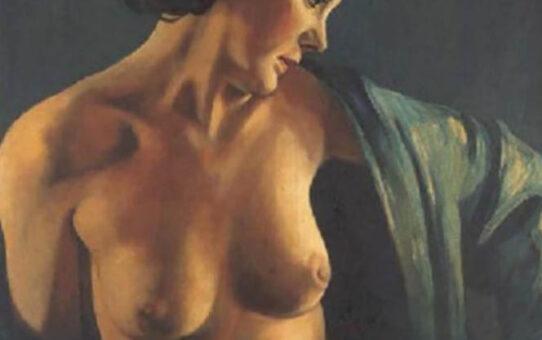"""Франсис Пикабиа (Francis Picabia) """"Femme au châle vert"""""""