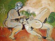 "Франсис Пикабиа (Francis Picabia) ""Idyll"""