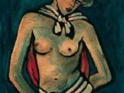 "Франсис Пикабиа (Francis Picabia) ""Femme nu"""