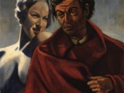 "Франсис Пикабиа (Francis Picabia) ""Le Juif errant"""