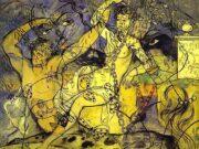 "Франсис Пикабиа (Francis Picabia) ""Villica safe"""