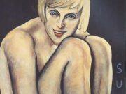 """Франсис Пикабиа (Francis Picabia) """"Portrait of Suzy Solidor"""""""