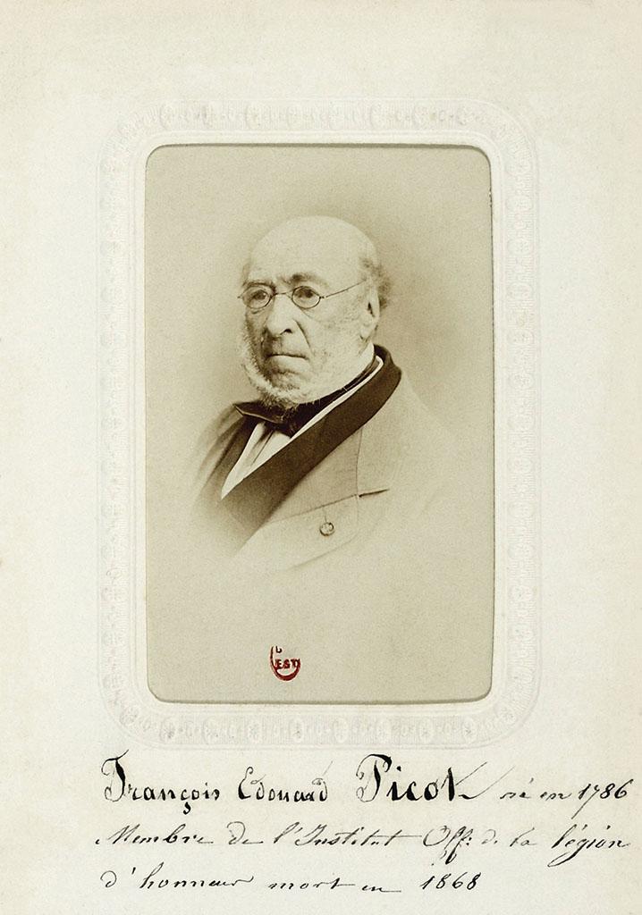 "Франсуа Эдуар Пико (François-Edouard Picot) ""Фотография"""