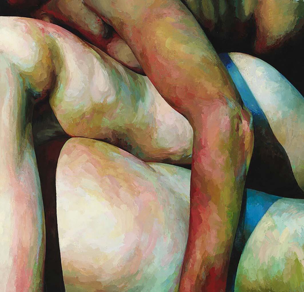 "Джойс Поланс (Joyce Polance) ""Abstruct Flesh - 1"""